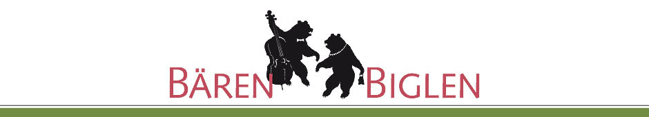 Logo: Bären Biglen AG - Kultur und Freizeit