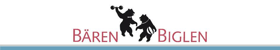 Logo: Bären Biglen AG - Wellness und Fitness