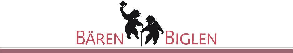 Logo: Bären Biglen - Wohnen im Alter